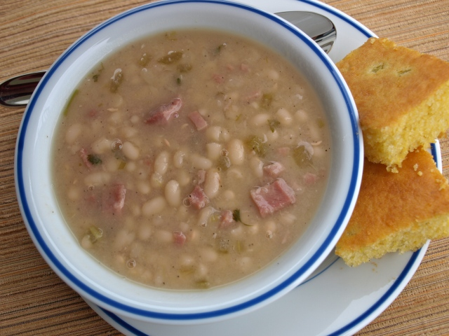 Navy Bean Soup (aka Senate Bean Soup) | Hurst Bean Blog