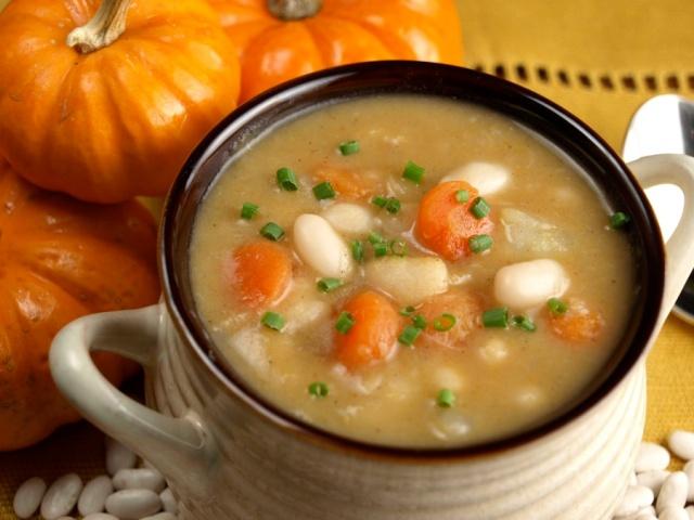 Pumpkin & White Bean Stew | Hurst Bean Blog