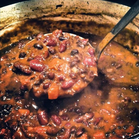 Bayou Cajun Red Beans
