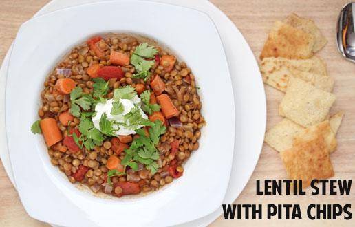 Lentil-Stew-Pita-Chips