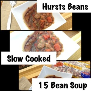 Slow Cooker 15 BEAN SOUP®