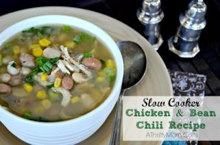 Chicken & Bean Chili
