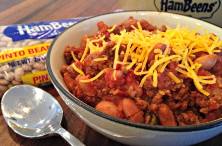 Slow Cooker Mom's Favorite Chili